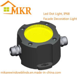 2015 New Product DMX LED DOT Light IP68 Facade Pixel Light (FX-DGY-001)