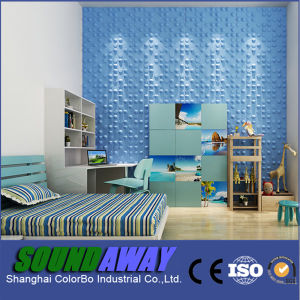 TV Background Excellent Quality Decorative Wall Panel pictures & photos