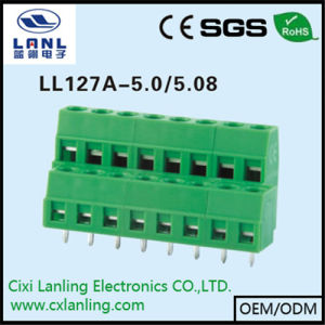Ll127A-5.0/5.08 PCB Screw Terminal Blocks