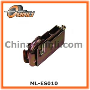 Construction & Decoration Hardware Punching Bracket Single Pulley for Window and Door (ML-ES010) pictures & photos