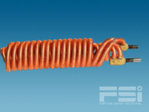 Coiling Copper Finned Tube Heat Exchanger 604 pictures & photos