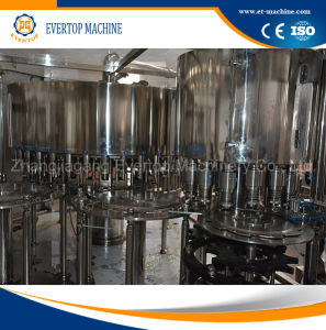 Pet Bottle Drinking Mineral Water Filling Machine pictures & photos