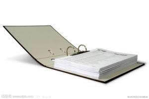 PP Report Cover & Spine Bar / Presentation Folder pictures & photos