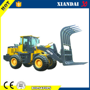 Xd935g Wood Grab Loader Timber Grabber pictures & photos