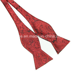 New Arrival Fashion Plain Calabash Design Polyester Silk Ties pictures & photos