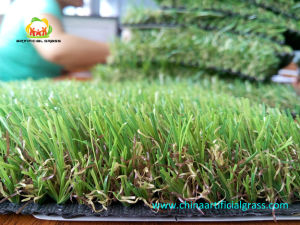 Buy Synthetic Grass for Garden House Decoration From China pictures & photos