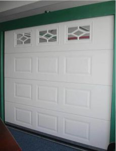 Residential Overhead Garage Doors (40mm thick) pictures & photos