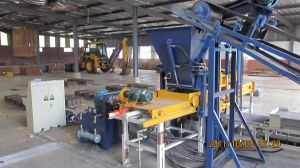 Small Block Making Machine, Brick Making Machine, Paver Machine, Interlocks Making Machine pictures & photos