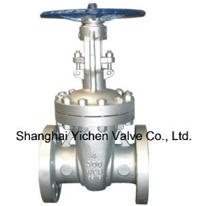 OS&Y API 600 Rising Stem Flanged Gate Valve pictures & photos