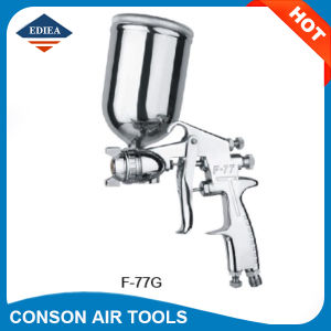400ml HVLP Paint Spray Gun (F-77G)