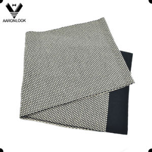Fashion Jacquard Knit 30%Wool 70%Acrylic Men Winter Scarf pictures & photos