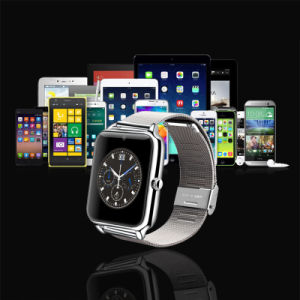 Multi-Founctional Touch Screen Smart Watch for Mobile Phone pictures & photos