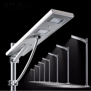 LED 30W Solar Street Light with Pole IP65 pictures & photos