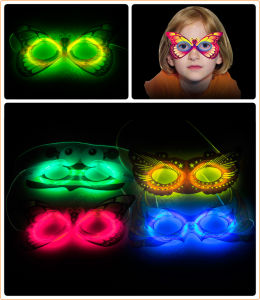 Glow Maks Children Toys Popular Marks (HWD5155) Lover Toys pictures & photos