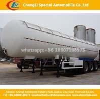 Tri-Axles 56cbm LPG Gas Cylinder Tank Semi Trailer LPG Cooking Gas Semi Trailer pictures & photos