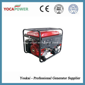 6.5kVA Powerful Gasoline Engine Generator Set pictures & photos