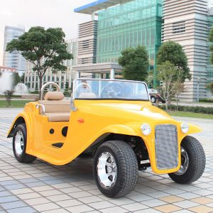 4 Seats Electric Classic Vehicle with CE (DN-4D) pictures & photos