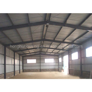 Prefabricated Home Warehouse with High Quality in China pictures & photos