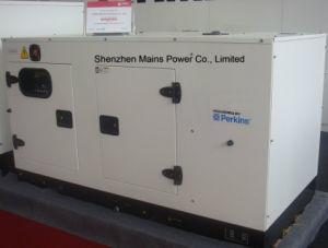 350kVA 280kw Standby Power Cummins Silent Diesel Generator pictures & photos