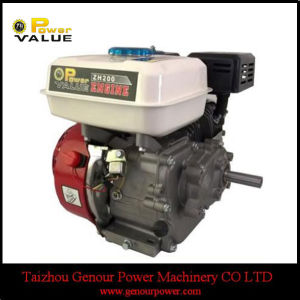2.6HP Air Cooled 4 Stroke 154f Gasoline Engine pictures & photos
