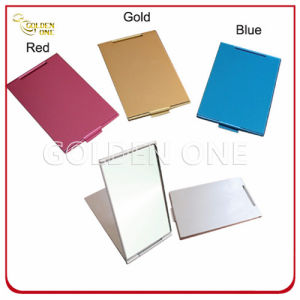 Fashion Colorful Double Sided Aluminum Make up Mirror pictures & photos