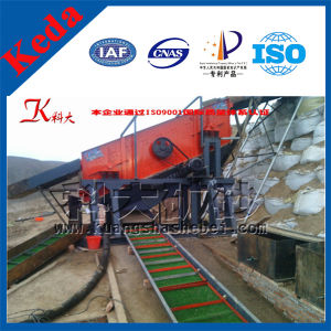 Gold Sand Vibrating Screen Separator pictures & photos
