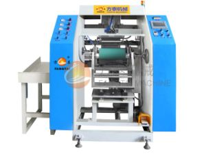 250mm High Speed Auto Cling Film Rewinding Machine (CE) pictures & photos