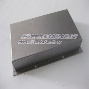 Custom Made Sheet Metal Aluminum Product pictures & photos