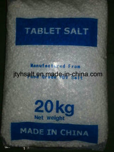 Kintan Water-Softener Salt-20kg PE Bag pictures & photos