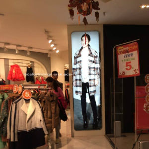 Mall Clothing Advertising Light Boxes pictures & photos