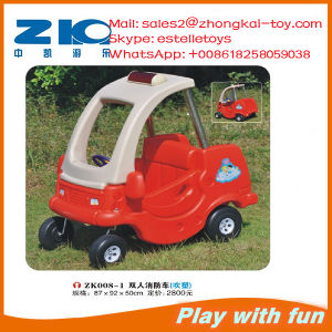 Palstic Playground Car with Wheel for Kids Outdoor Paly pictures & photos