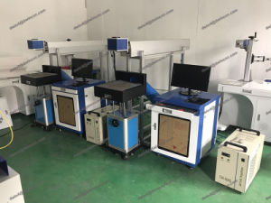 Table Style China Supplier 50W Seal CO2 Marking Laser Machine pictures & photos