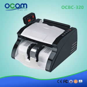Hot Selling Cash Counting Bill Money Counter Machines (OCBC-320) pictures & photos