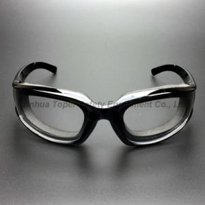 PC Lens Protective Eye Glasses with EVA Pads (SG132) pictures & photos