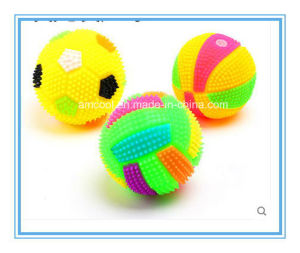 PVC Squeaky Dog Toy Chew Toy Ball pictures & photos
