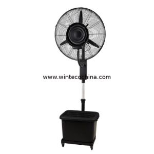Misting Fan Humidifier Fan 26 Inch Standing Mobile Type 650mm pictures & photos
