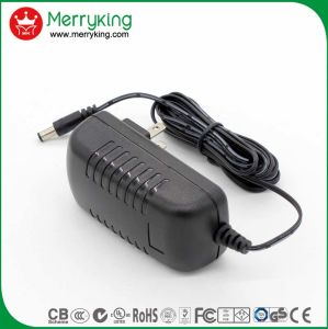 12V3a AC/DC Power Adapter White Us Plug pictures & photos
