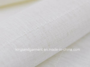 Wide Width White Clean Inherently Fire/Flame Retardant Fireproof Voile pictures & photos