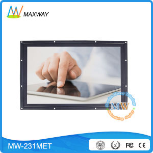 Open Frame 23 Inch Touch Screen LCD Monitor with USB RS232 Port (MW-231MET) pictures & photos