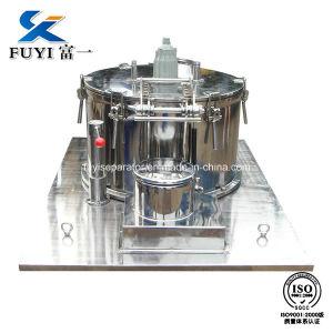 Ss Flat Plate Upper Discharging Centrifuge