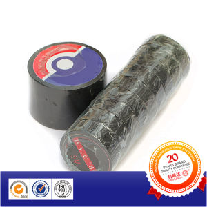 2015 Black PVC Electrical Tape Manufacturer pictures & photos