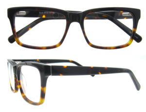 China Wholesale Gentlemen Optical Frame Eyewear with High Quality pictures & photos