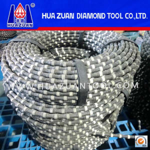 High Efficiency Diamond Wire Rope for Reinforce Concrete Cutting pictures & photos
