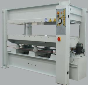 Woodworking Hydraulic Hot Press Machine for Lamination pictures & photos