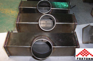 Custom Maufactured Welding Tube Metal Products pictures & photos