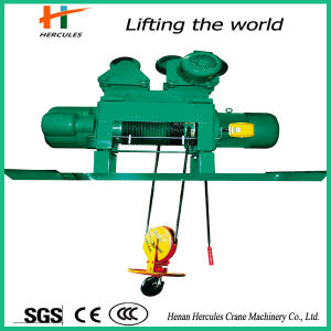 Electric Motor Lifting Hoist Wire Rope Hoist pictures & photos