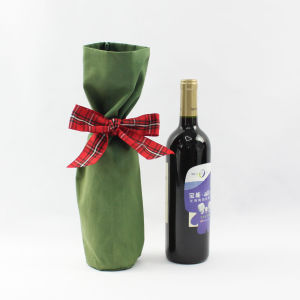 Custom Promotion Wine Gift Bag Manufacturer pictures & photos