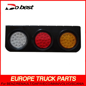 Universal Waterproof Round LED Truck Side Lamp pictures & photos