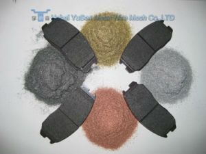 D1-80 Chopped Steel Wool for Brake Pads pictures & photos