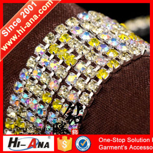 Customize Your Products Faster Cheaper Rhinestone Beaded Trim pictures & photos